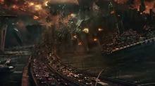 《独立日:卷土重来》片段:外星人降临太平洋