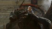 《权力的游戏》第五季:真龙降世带走龙母