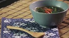 111期:菠菜猪肝汤