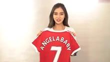 【叽里呱啦体育派】曼联公布中国行球迷大使 angelababy成颜值担当