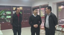 """资兴:建设创业城 大学生与农户携手网上""""淘金"""""""