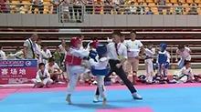 娄底:2016中国国际跆拳道大赛闭幕