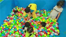 儿童淹没在海洋球里有什么危险?