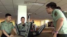 国防科大获2016年机器人世界杯中国赛救援机器人组冠军
