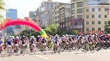 """永州宁远:第二届""""中国九嶷山""""杯国际公路自行车邀请赛"""