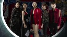 超级女声五强开启异想世界 天马行空百变来袭