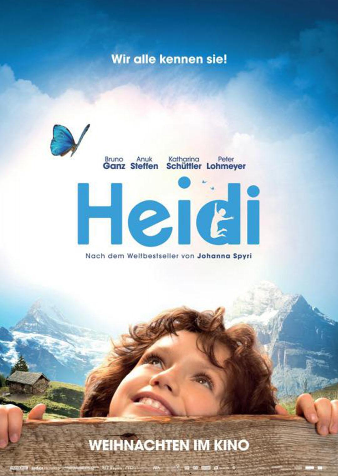 《海蒂》电影高清在线观看