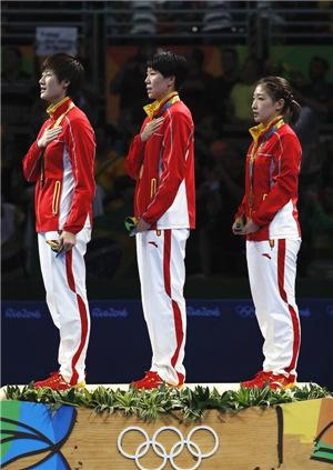 Китайскиеспортсменкизаво.