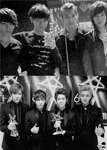 前<B>EXO</B>四子饭制 回忆向短片物是人非太催泪!