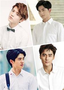 鹿晗X杨洋X刘昊然X蒋劲夫 谁是娱乐圈最有少年感的人?