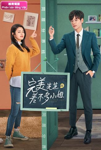 完美先生和差不多小姐 越南语版