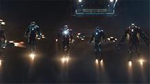 《钢铁侠3》钢铁战士团体战