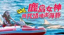 """老于推荐:鹿岛女神竟用""""拉布拉卡""""咒语唤出海豚"""