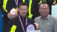 【叽里呱啦体育派】羽毛球全锦赛:林丹压阵 北京队夺冠