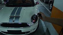 遥控锁车谨防汽车干扰器