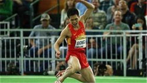 今天凌晨2016国际田联钻石联赛举行 董斌获铜牌