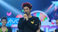 快乐大本营20130707期:<B>EXO</B>狼仔合体 争当主唱暗潮汹涌