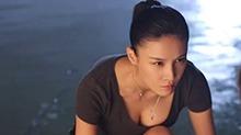《真男2》宣传片独家探班:张蓝心被自己完美身材所折服 片场大秀跆拳道功底