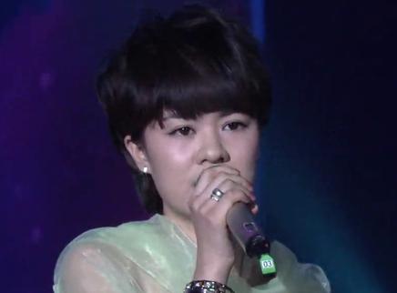 2009快乐女声全国总决赛7进6:郁可唯大秀蜜嗓实力虏获人心