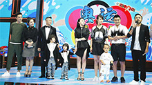 天天向上20160805期:刘璇王弢合体助威里约奥运 <B>邹明</B><B>轩</B>兄弟组团卖萌