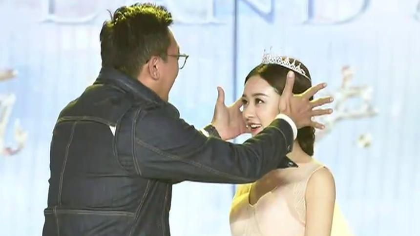 赵丽颖最新图片女儿国