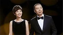 冯小刚徐帆合体代言 谈《长城》《摆渡人》:都挺好