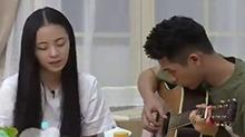 李莎旻子陈信喆深情歌唱 演绎最完美的partner