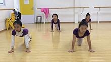 《神奇的孩子》报名萌娃:舞蹈界的明日之星 抬腿杀吸人眼球