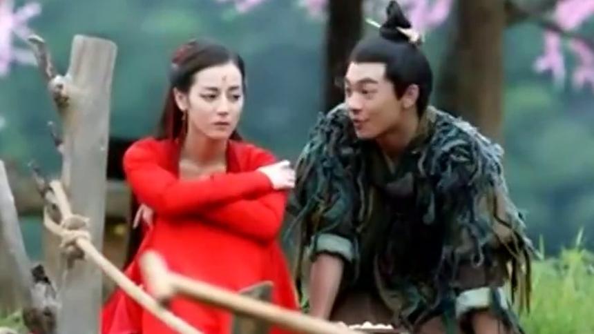 迪丽热巴《三生三世十里桃花》红衣凤九小殿下上线