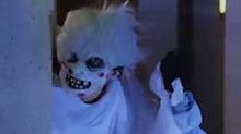 缺根筋少年的日常:田小凯作妖反被小雪吓晕