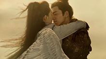 《鲛珠传》MV 王大陆<B>张天爱</B>深情拥吻