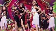 舞蹈《五湖四海一家人》:各国小朋友齐聚一堂载歌载舞迎新年