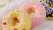 【罐头视频】非油炸梦幻甜甜圈