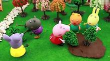 【<B>小猪</B><B>佩奇</B>玩具故事】植树节