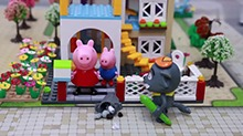 【<B>小猪</B><B>佩奇</B>玩具故事】<B>小猪</B><B>佩奇</B>们学习爱护环境
