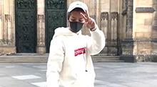 【全民纪录】奔狍小剧场:鹿晗鹿Boss的旅游纪念照