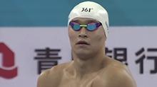【叽里呱啦体育派】全国游泳冠军赛:一日三赛 孙杨有点忙!