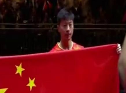 乒乓是也20171123期:2017世乒赛落幕 中国队收获四金