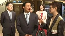 香港:许达哲走访在港企业并视察三湘集团