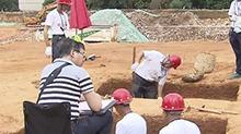 长沙:发现150多座古墓葬群 最早可达战国时期