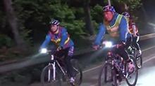 张家界:举办300公里不间断自行车骑行挑战赛