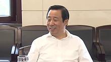 许达哲参加省政府研究室综调一处党支部专题组织生活会