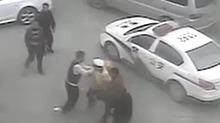 省公安厅通报一起暴力妨碍公务案件