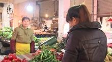 野菜上市 1斤香椿抵5斤肉