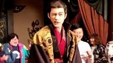 【影视情报员】张彬彬《丽姬传》杀青路透 尬舞嗨不停一定是假秦王