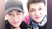 李锐偶遇黄子韬被调侃 韬韬承诺3年成最好歌手和演员