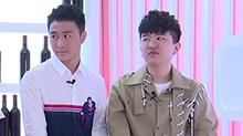 """《我是未来》探班:张大大何猷君争当""""美男子"""" <B>李锐</B>pose摆不停"""