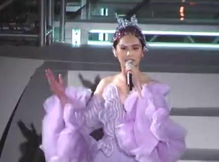杨丞琳演唱会被林宥嘉催婚 称赢李荣浩:我很会求婚