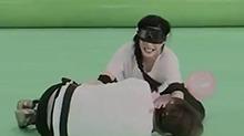 怪力女王范冰冰小拳拳把欧弟打趴下