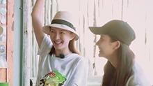 《花少3》娜扎粉丝社:江疏影告白娜扎 互怼姐妹花感情升级